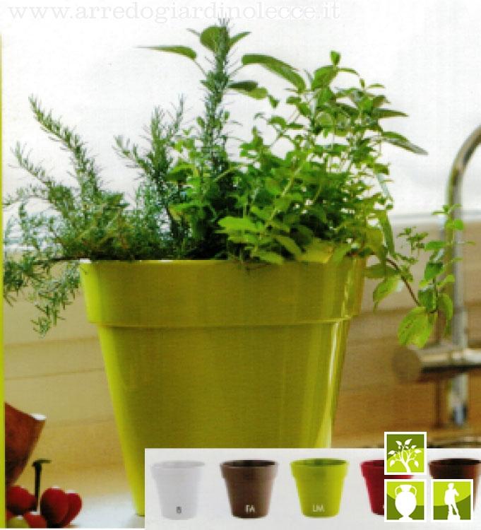 Vasi in plastica per arredamento arredo giardino lecce - Vasi in giardino ...