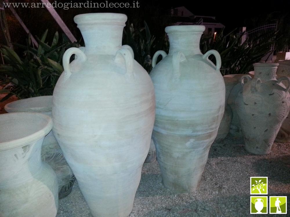 Anfore E Vasi In Terracotta Arredo Giardino Lecce