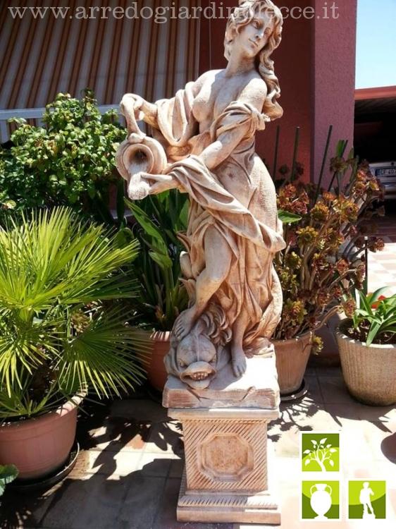 Manufatti In Cemento Arredo Giardino Lecce